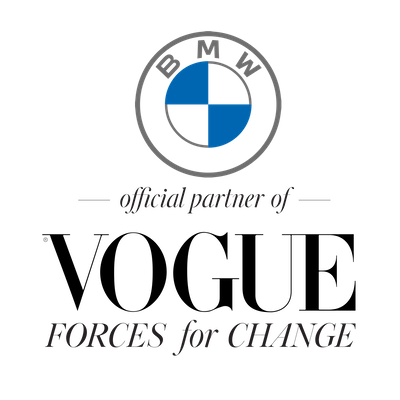 BMW - Official Partner of Vogue Forces for Change